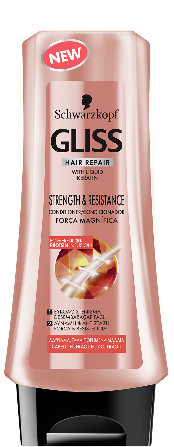 Gliss Strength Resistance CON 200ml