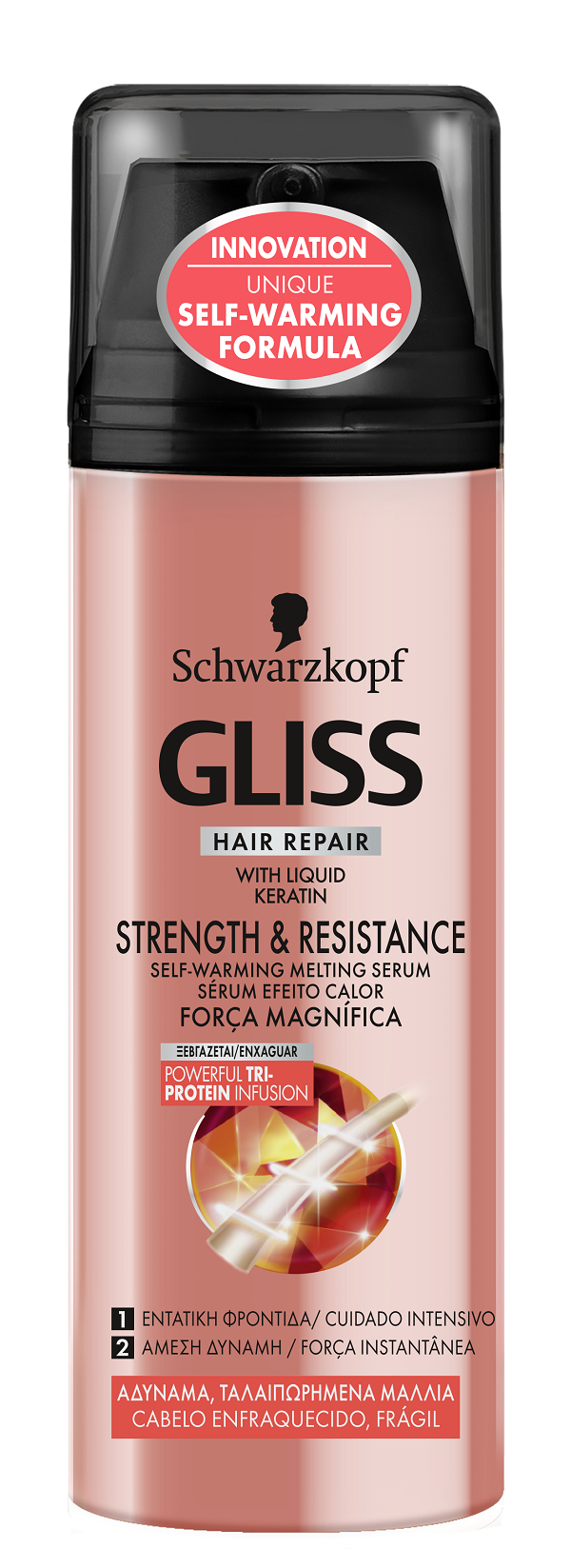 Gliss Strength Resistance HeroTRT 150ml