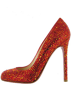Fairy Tale Fashion MFIT Christian Louboutin shoes 250