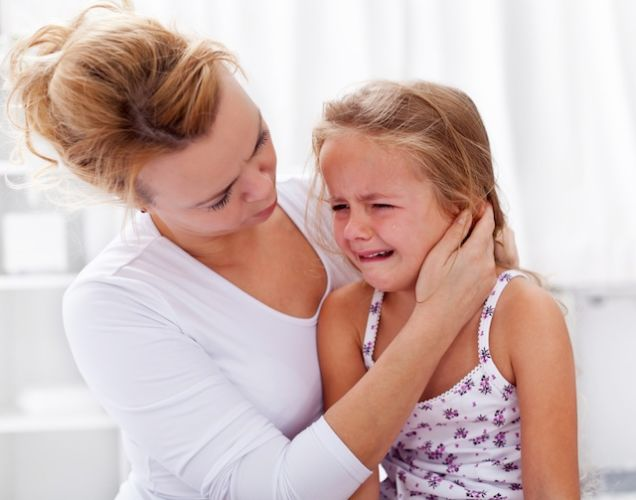 HOW TO PROCEED WHEN YOUR CHILDREN CRY