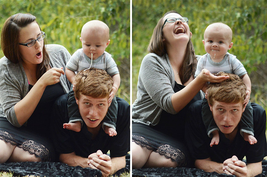 newborn baby photoshoot fails 11 880