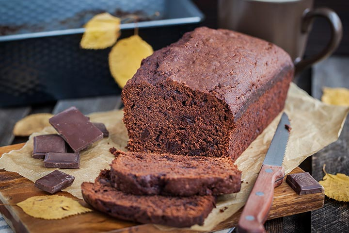 Banana Nuts And Chocolate Quick Bread