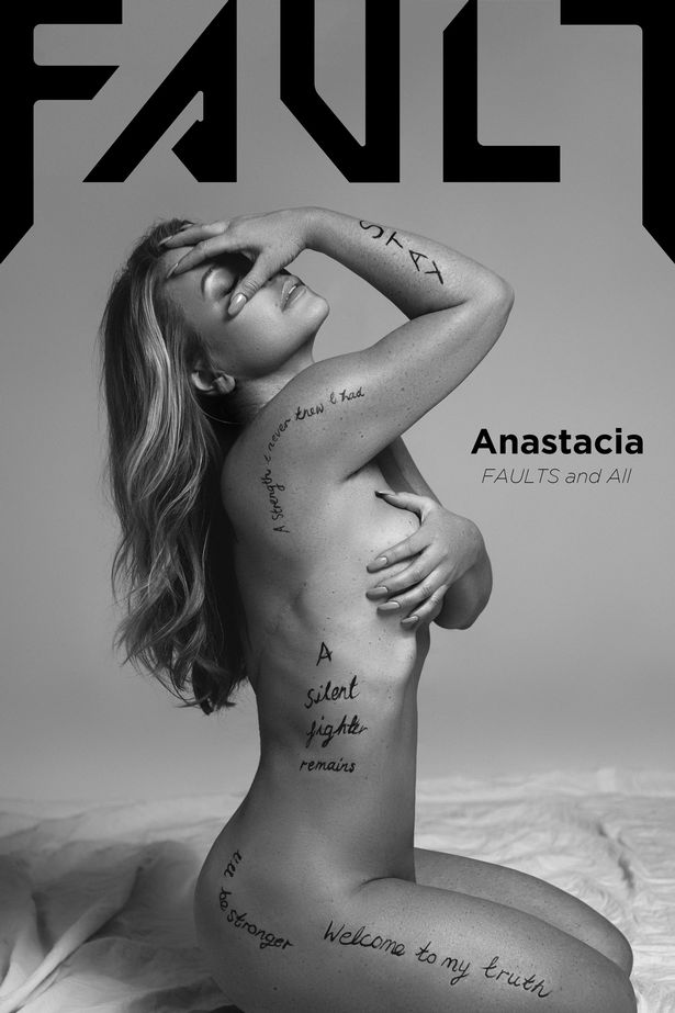 Anastacia cover HIGH RES