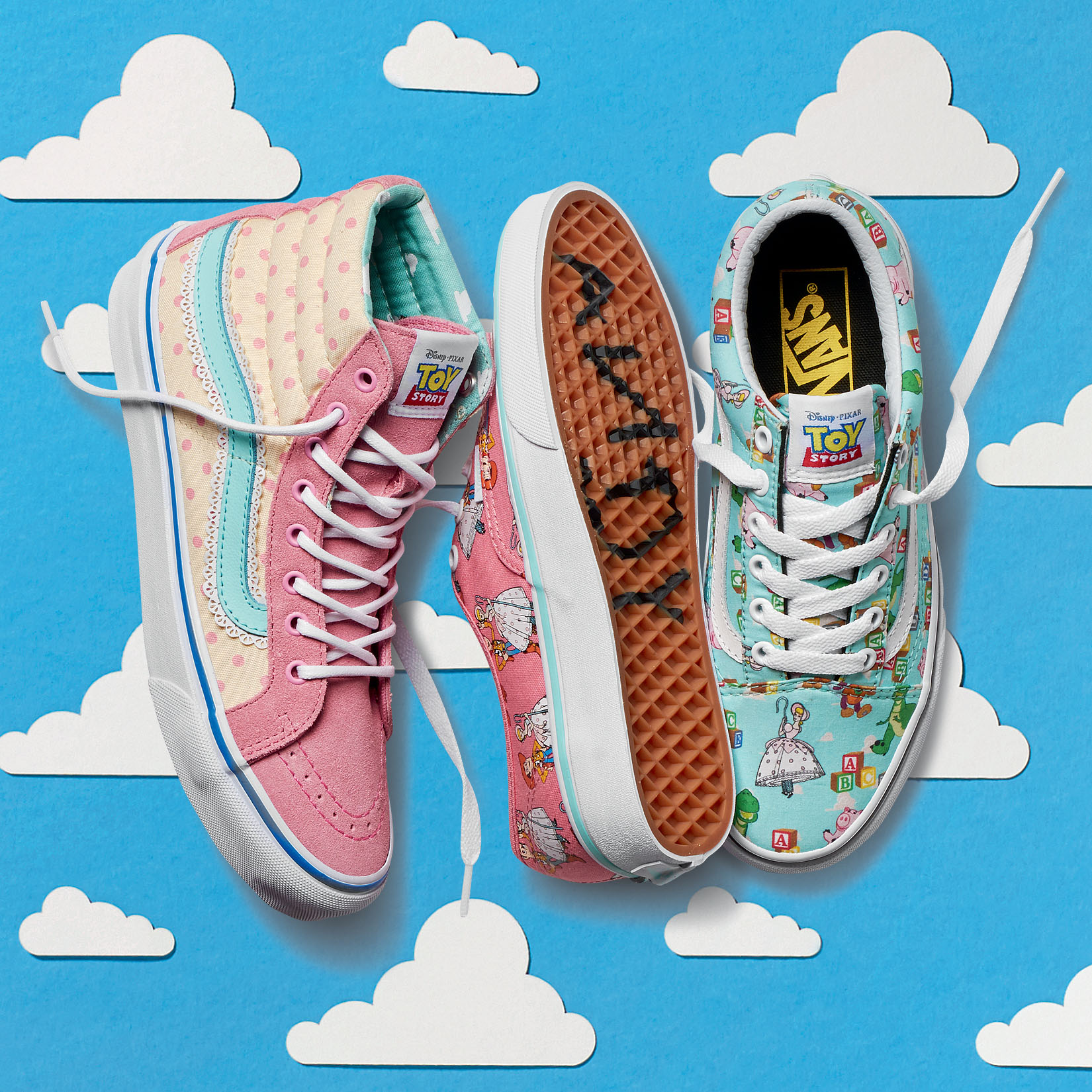 Vans Toy Story 2 3