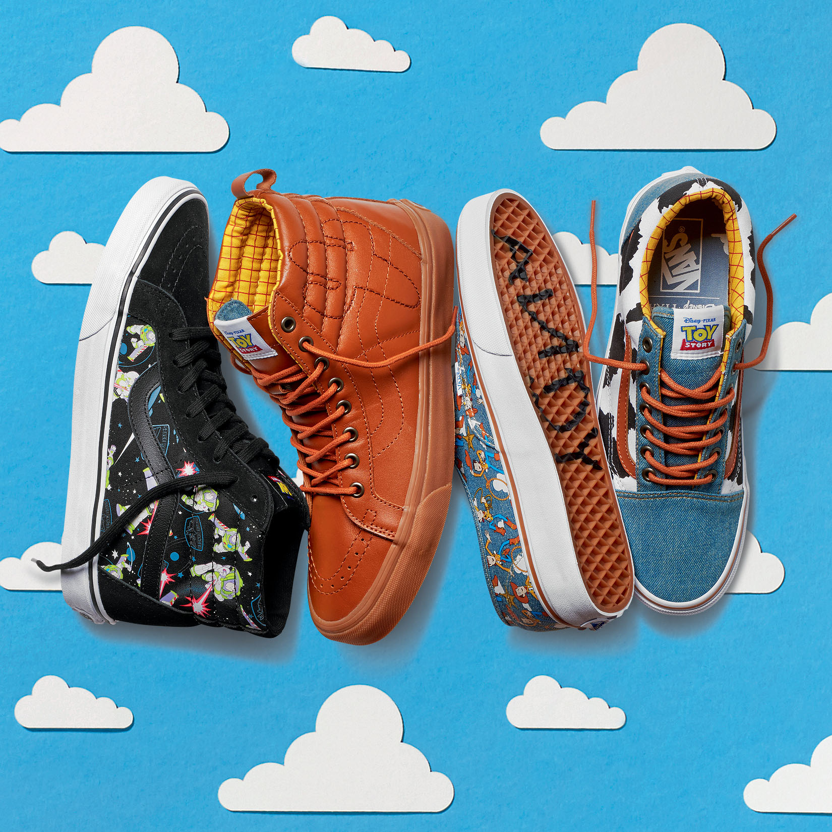 Vans Toy Story 3 3