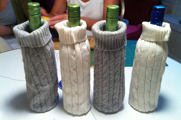 Sweater Wine Bags pnag0h