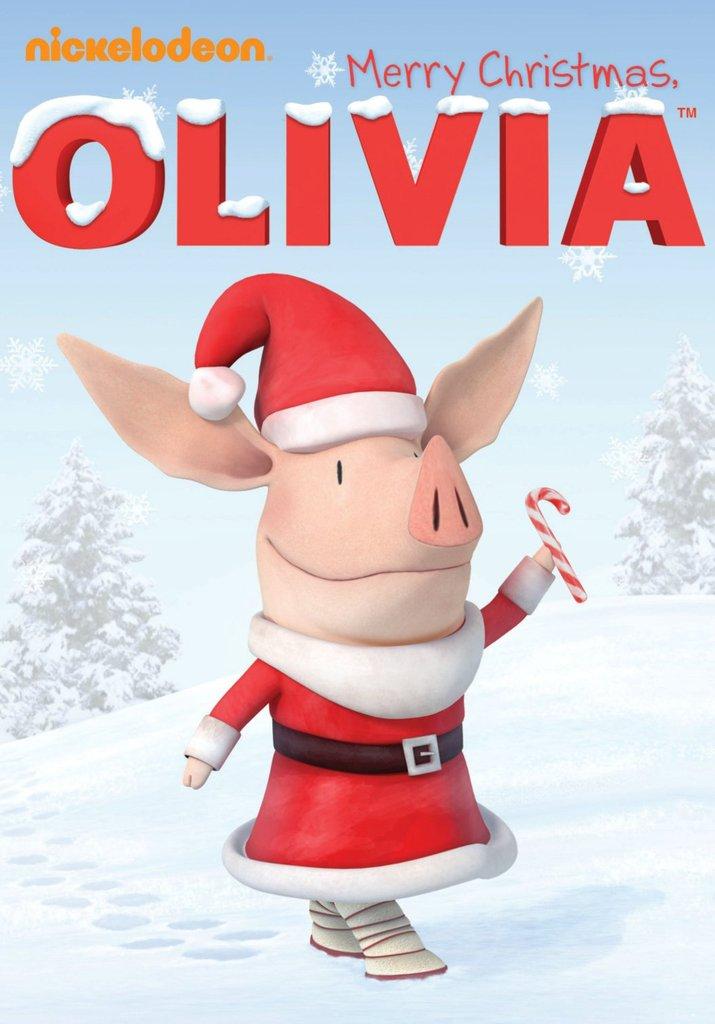 Merry Christmas Olivia