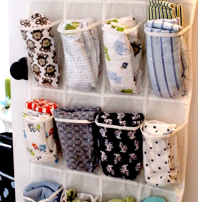 7 Shoe bag organiser 640x651