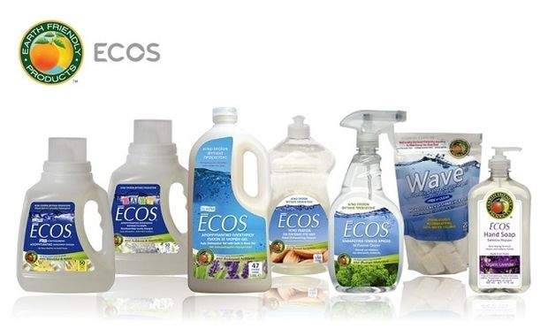 ΕCOS-Earth Friendly Products